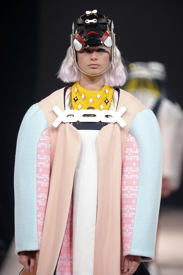 Royal Academy Of Fine Arts Antwerp Fashion Show