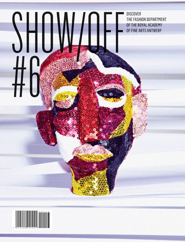 Show off 6 show2013 for Sanoma magazines belgium
